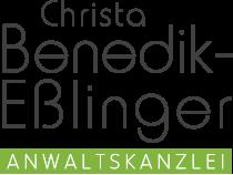 Anwaltskanzlei Benedik-Eßlinger